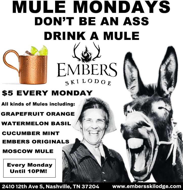 mule mondays - How Many Mondays Until Christmas